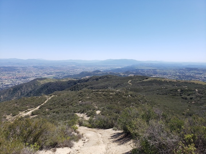 Elsinore Peak, CA
