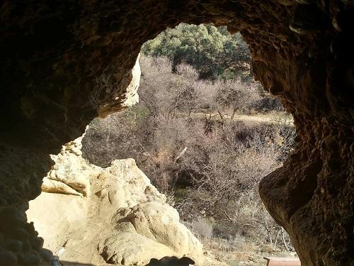 Indian Cave, Wildwood Park, Thousand Oaks, CA