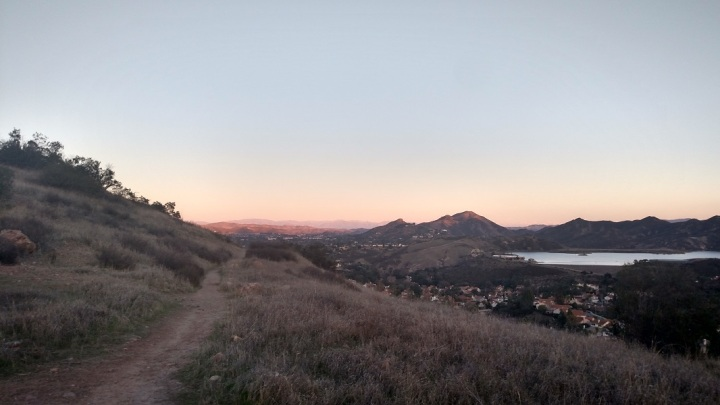 Lake Eleanor Open Space, Thousand Oaks, CA