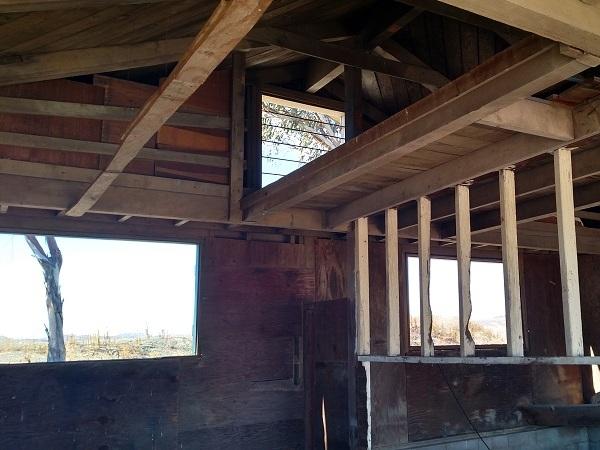 Building at Lasky Mesa, San Fernando Valley, CA