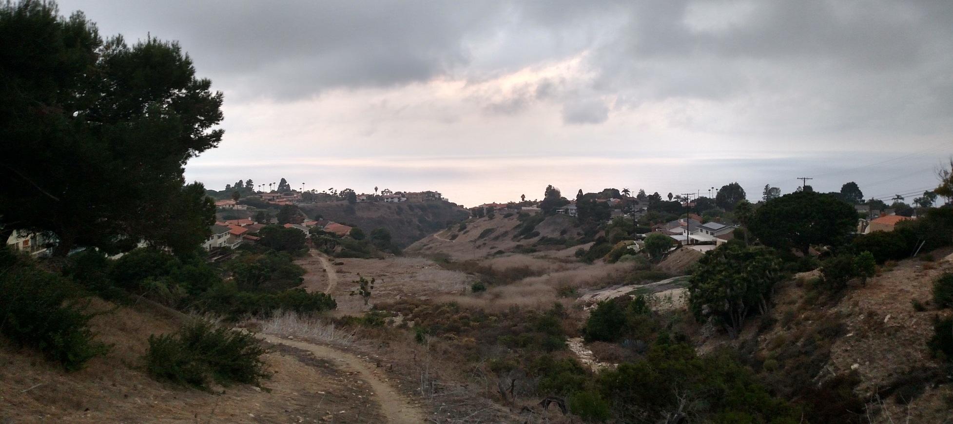 Lunada Canyon, Rancho Palos Verdes, CA
