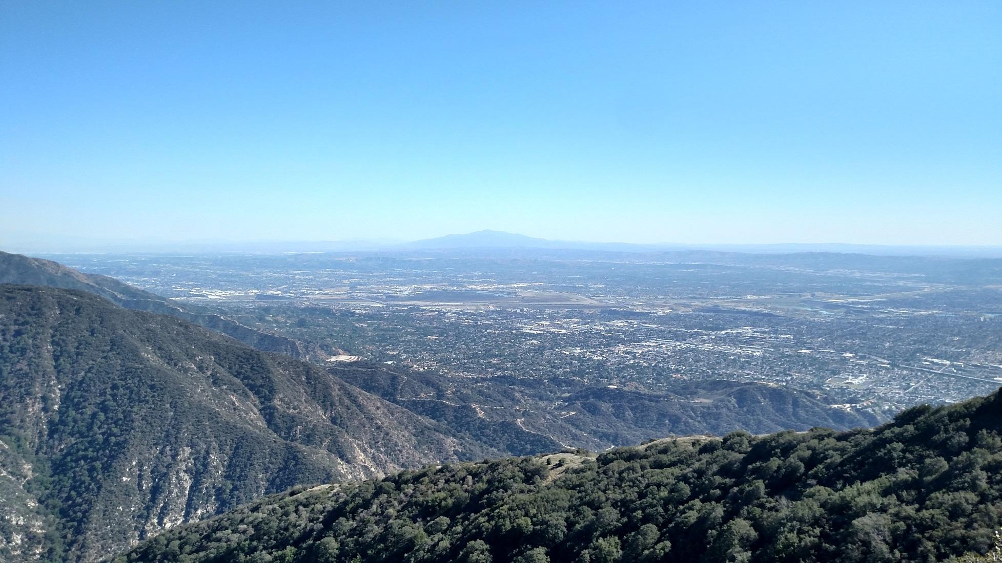 Santa Anita Ridge, CA
