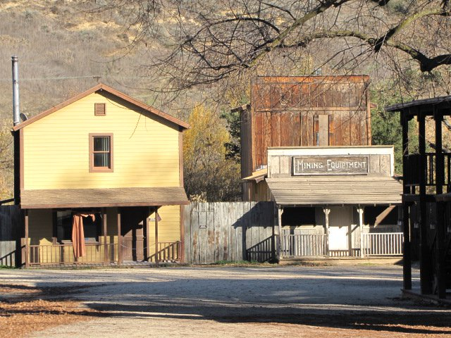 Western Town, Paramount Ranch