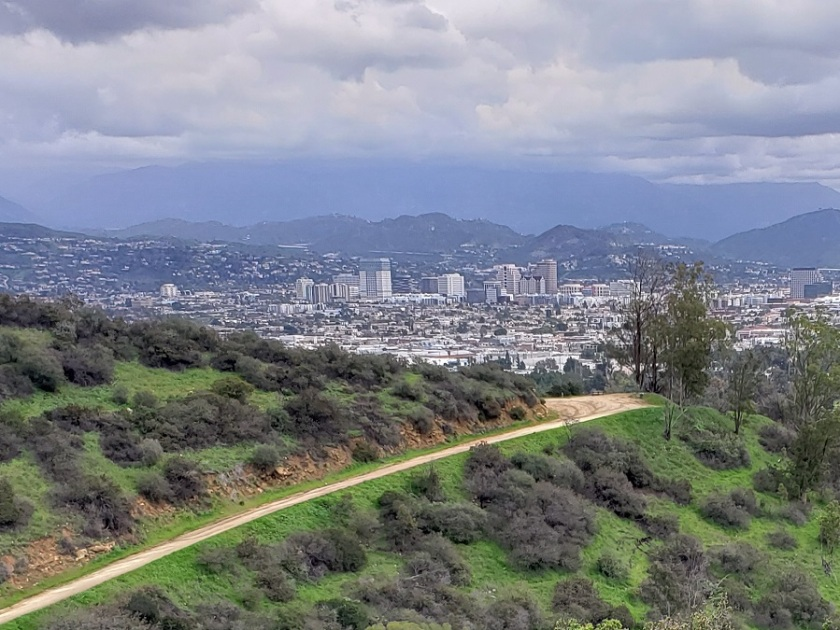 Bee Rock Trail, Griffith Park, Los Angeles