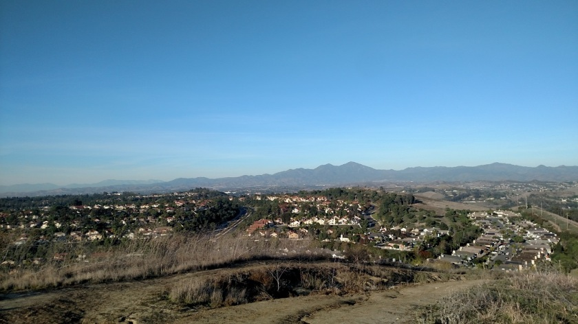Colinas Bluff Trail, San Juan Capistrano