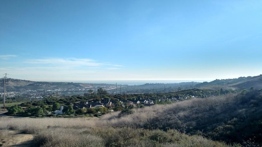 Colinas Bluff Trail, San Juan Capistrano, CA