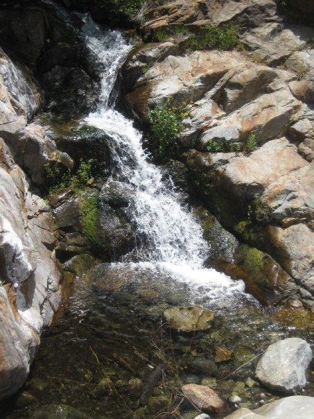 Etiwnda Falls, Rancho Cucamonga, CA