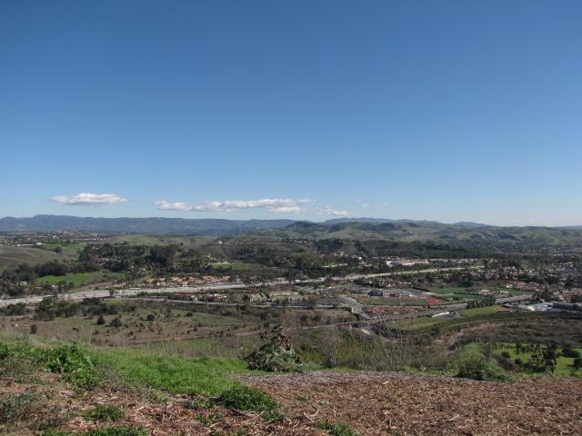Colinas Bluff Trail, Orange County, CA