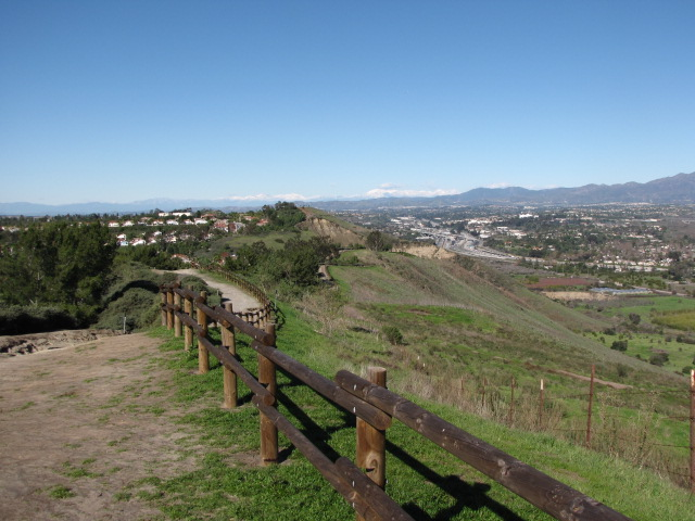 Colinas Bluff Trail, Orange County, CA