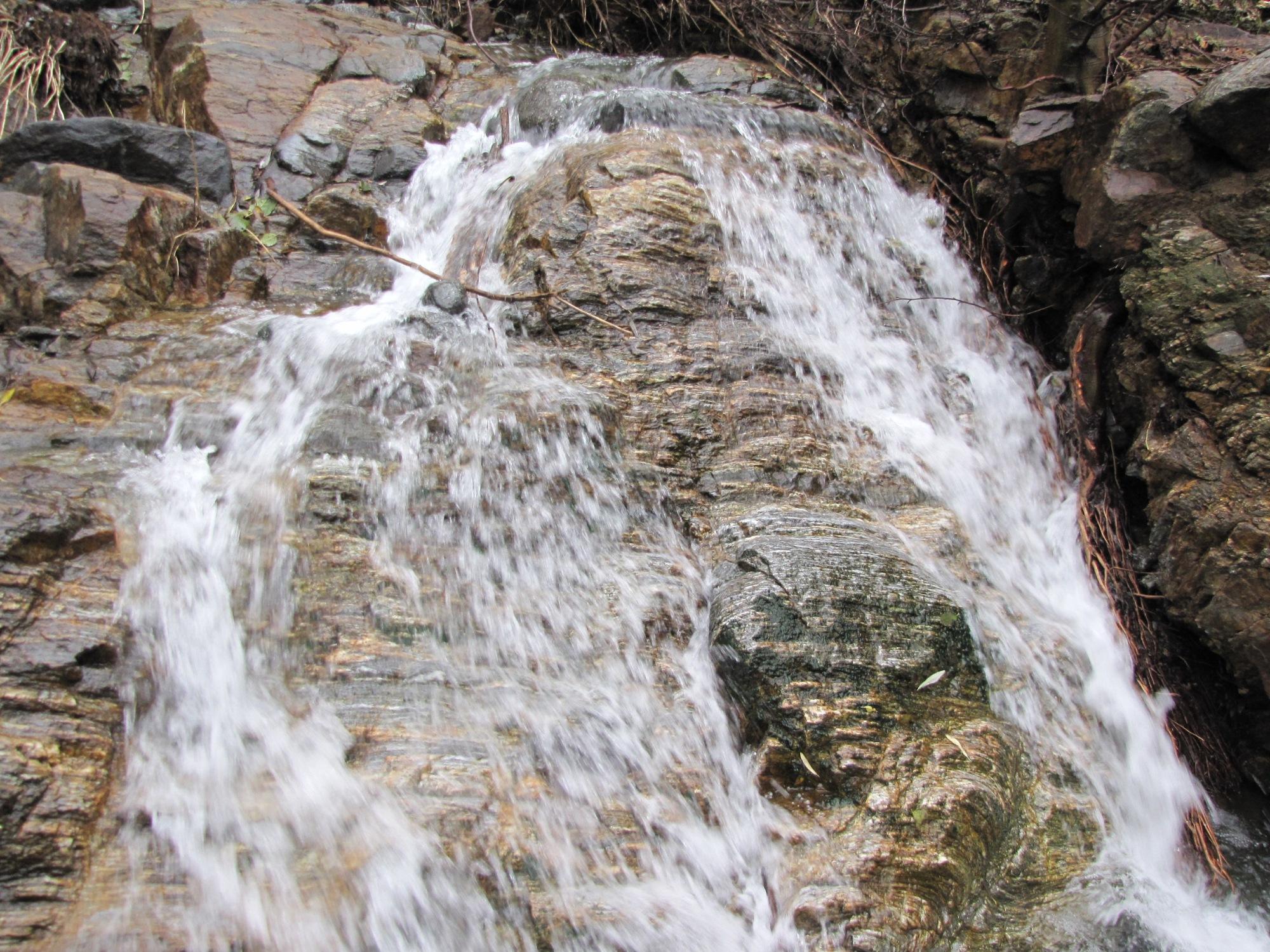 Etiwanda Falls, Rancho Cucamonga, CA