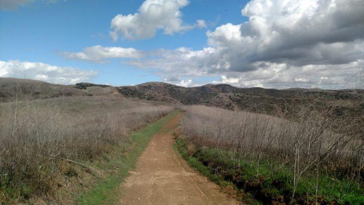 South Ridge Trail, Chino Hills State Park