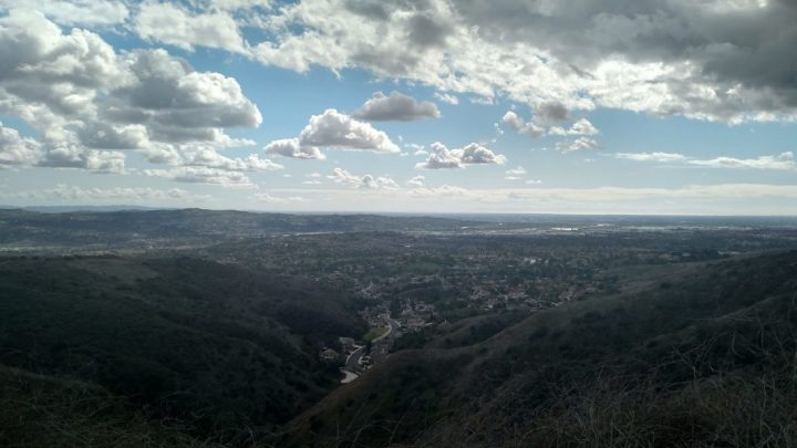 San Juan Hill, Chino Hills State Park