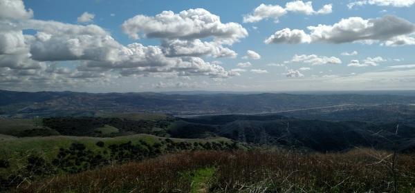 San Juan Hill, Chino Hills State Park
