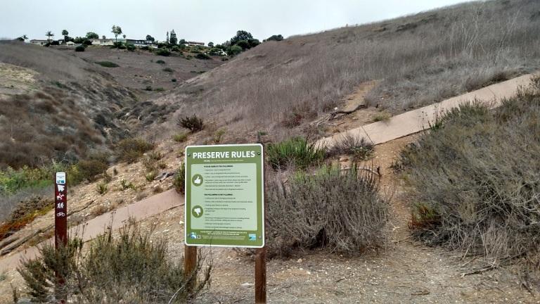 San Ramon Reserve, Palos Verdes Peninsula, CA