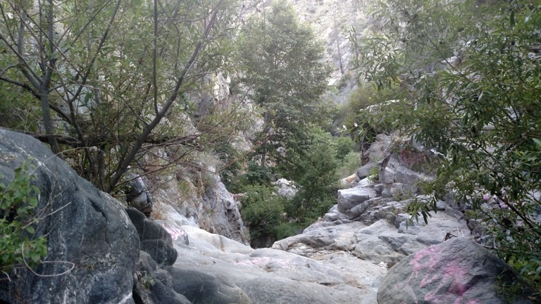 Mill Creek Falls, Angeles National Forest