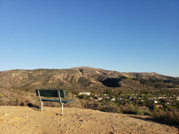 East Ridge View Trail, Peters Canyon Regional Park