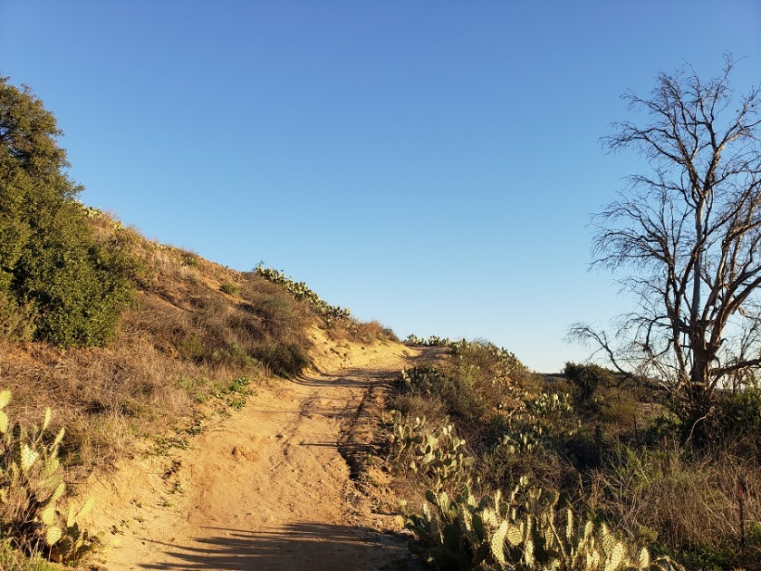 East View Ridge Trail, Peters Canyon Regional Park