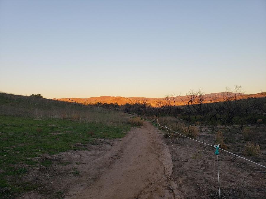 Peters Canyon Regional Park, Orange, CA