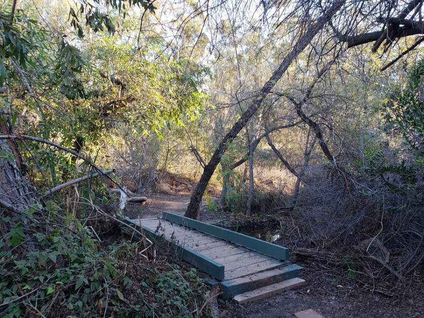 Creek Trail, Peters Canyon Regional Park