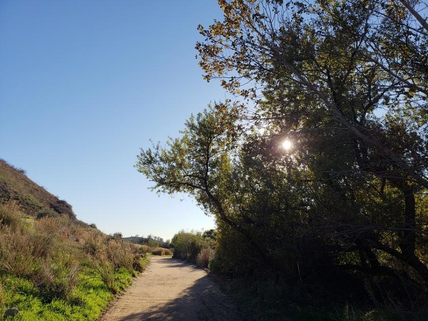 Peters Canyon Regional Park, Orange County, CA