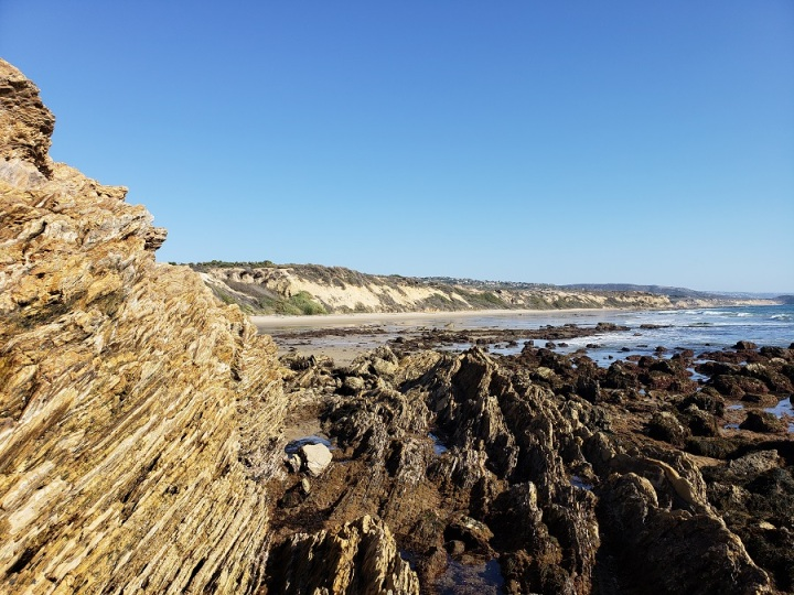 Little Treasure Cove, Corona del Mar, CA
