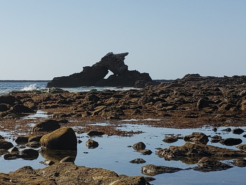 Arch Rock, Corona del Mar, CA