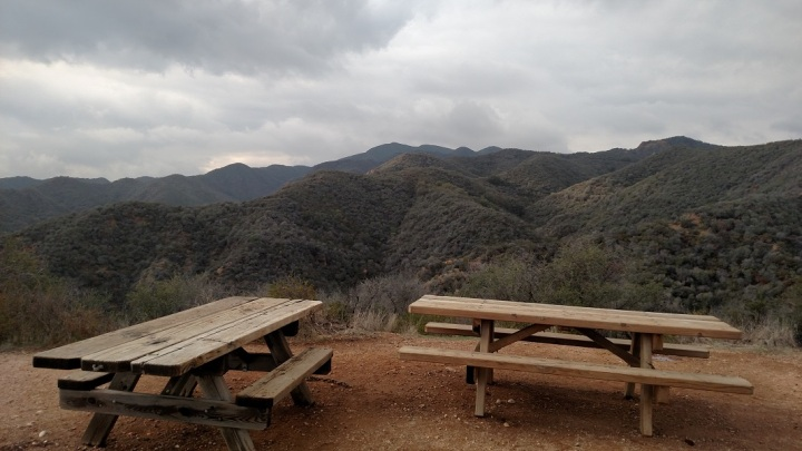 Inspiration Point, Will Rogers State Historic Park
