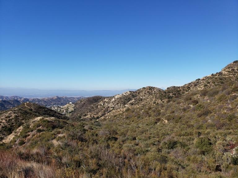 Le Mesnager Trail, Deukmejian Park, Glendale, CA