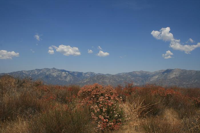 Looking northwest from Glendora Mountain