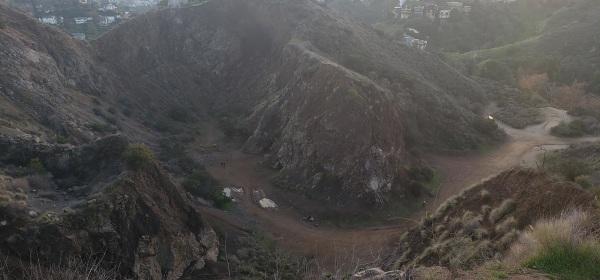 Bronson Cave, Griffith Park