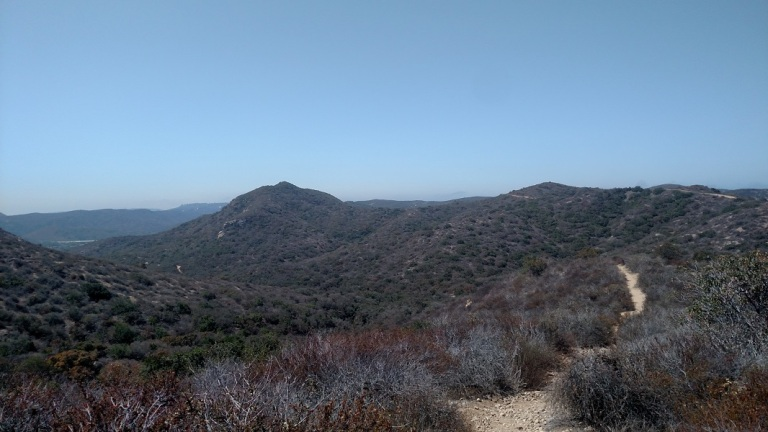 Little Sycamore Canyon, Orange County, CA