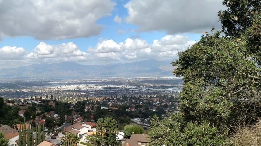 Skyline Trail, Puente Hills, CA