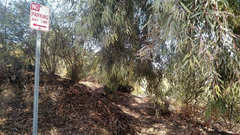 Tigertail Trail Head, Los Angeles