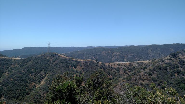 Tigertail Trail, Los Angeles, CA