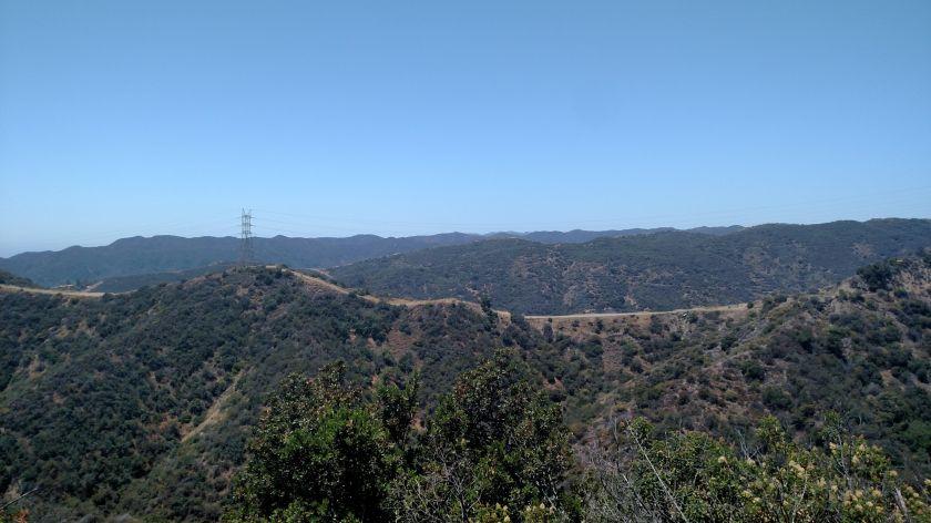Tigertail Trail, Los Angeles, CA