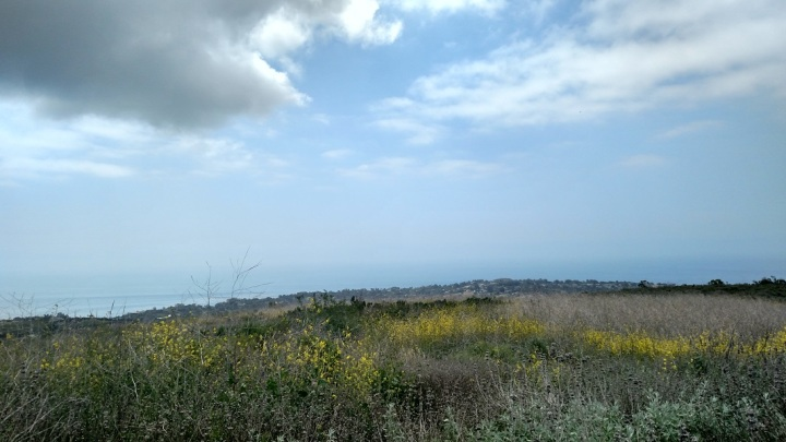 Ocean View Trail, Zuma Canyon, Malibu, CA
