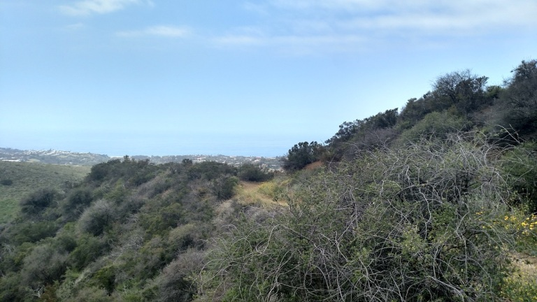 Canyon View Trail, Zuma Canyon, Malibu, CA