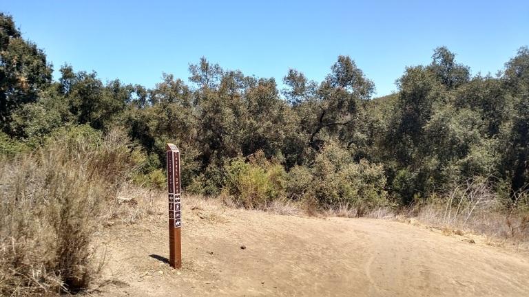 Lizard Trail, Laguna Coast Wilderness Park