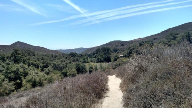 Lizard Trail, Laguna Coast Widlerness Park, Orange County, CA