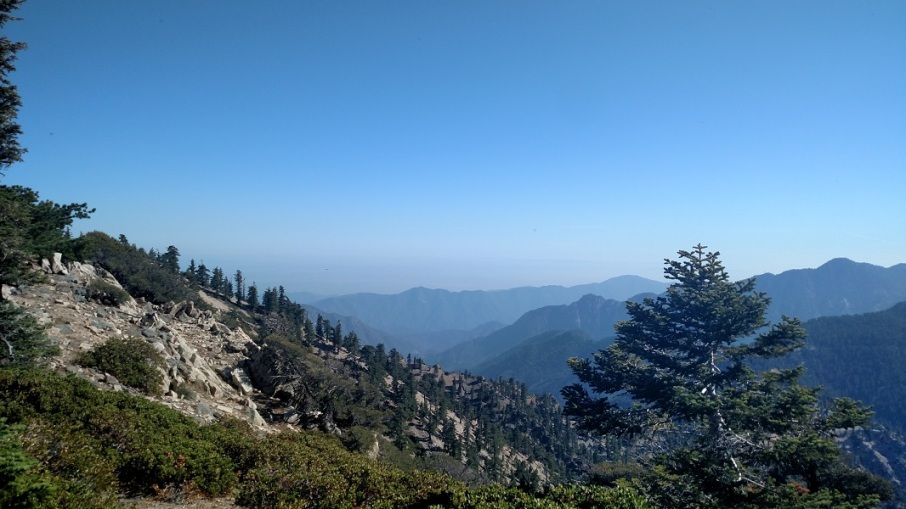 Mt. Williamson, Angeles National Forest, CA
