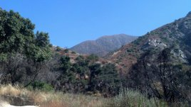 Hills above the Arroyo Seco