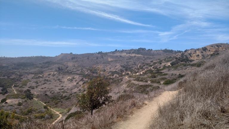 Panorama Trail, Rancho Palos Verdes, CA