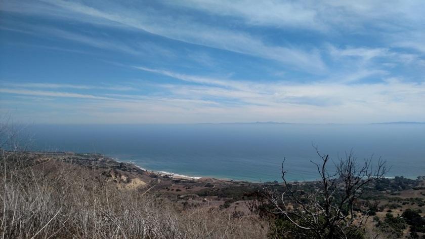 Portuguese Bend Vista Point, CA