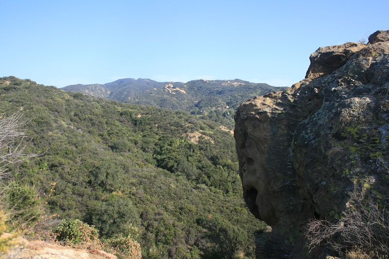 Viewridge Trail, Topanga Canyon, CA