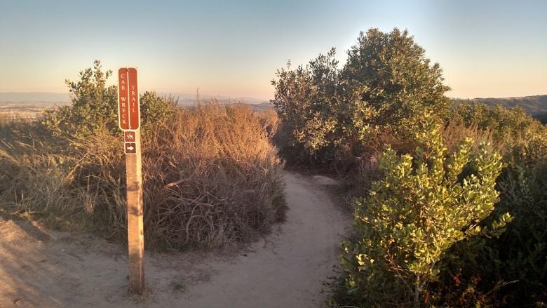 Car Wreck Trail, Laguna Beach, CA