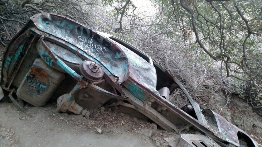 Car Wreck Trail, Aliso and Wood Canyons Wilderness Park