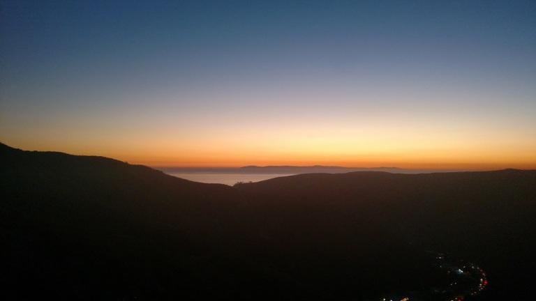 West Ridge Trail, Laguna Beach