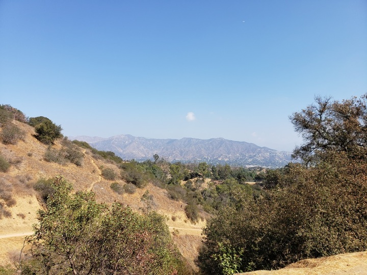 North Trail, Griffith Park, CA