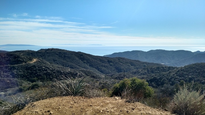 Temescal Peak, Santa Monica Mountains