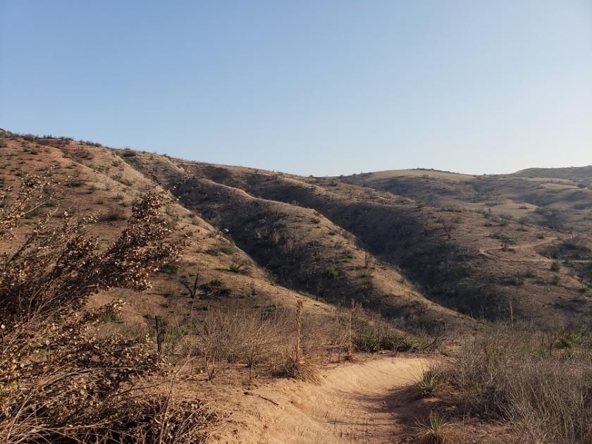 Yucca Ridge Trail, Anaheim Hills, CA